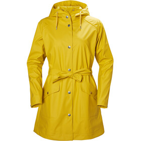 Helly Hansen Kirkwall II Regenjas Dames, essential yellow